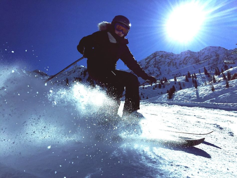 Beautiful stock photos of snow, 18-19 Years, Adventure, Austria, Beauty In Nature