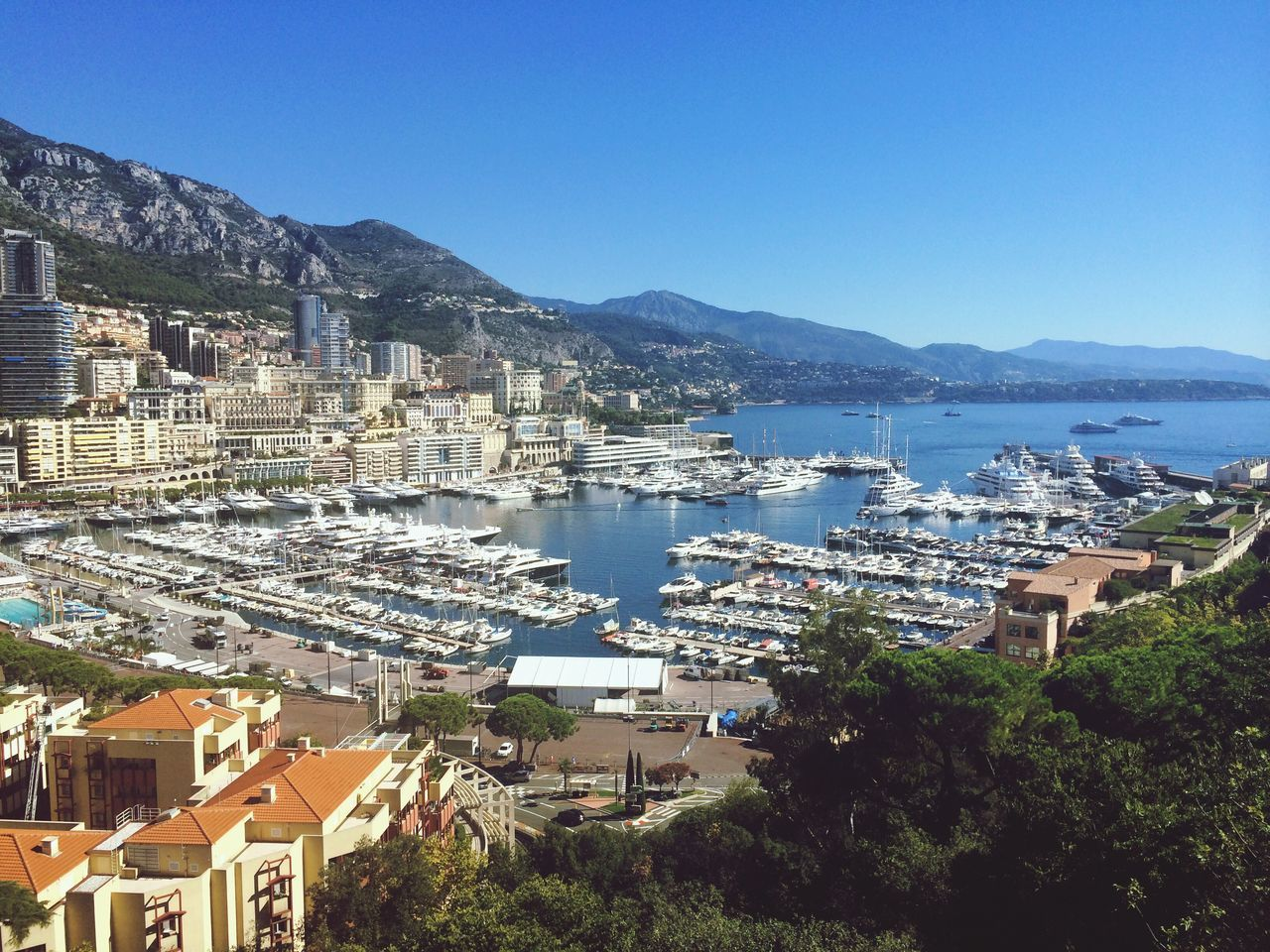 Beautiful stock photos of monaco, Aerial View, Architecture, Blue, Boat