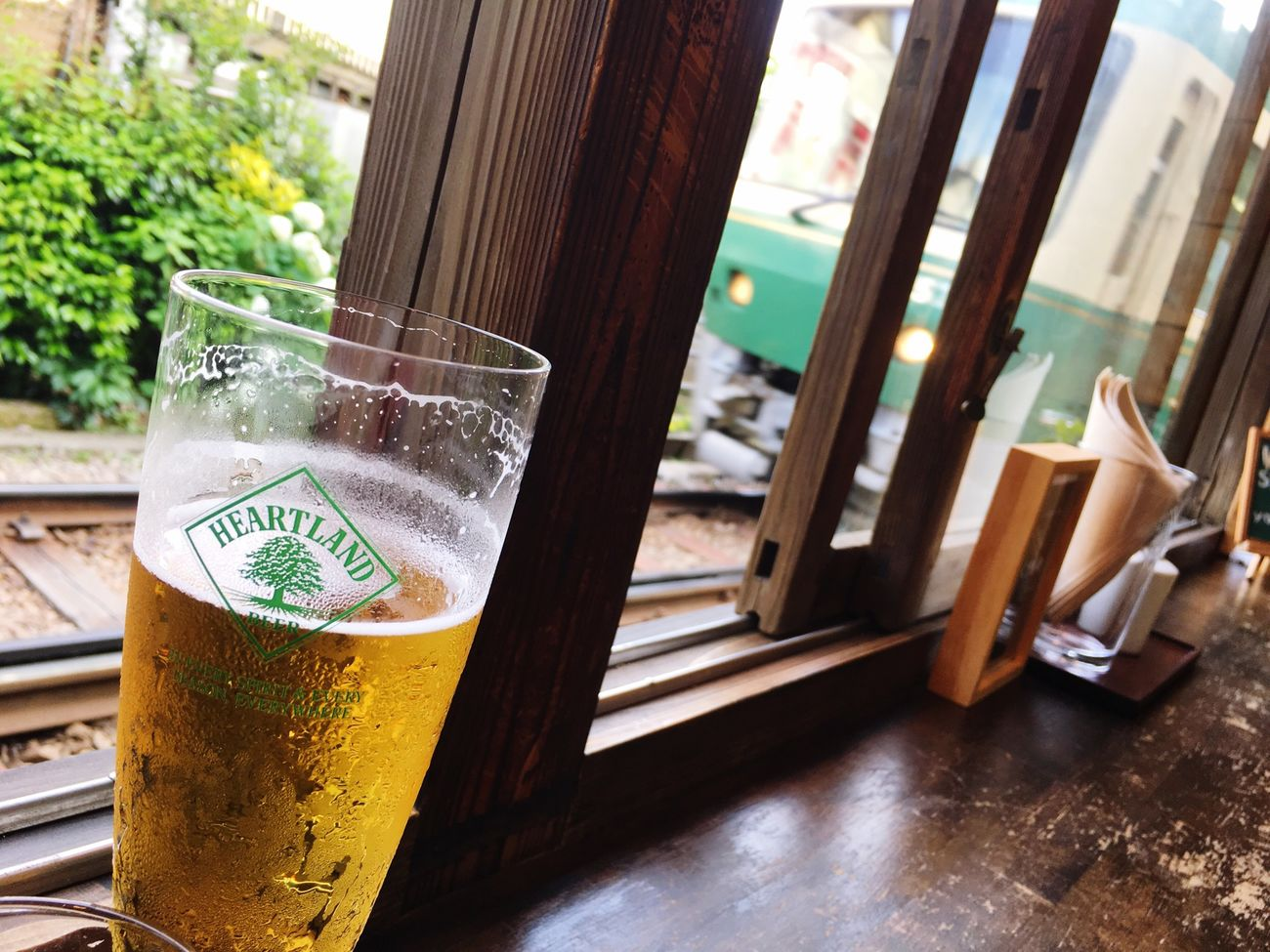 Kamakura Enoden 江ノ電 鎌倉 Cycling Beer