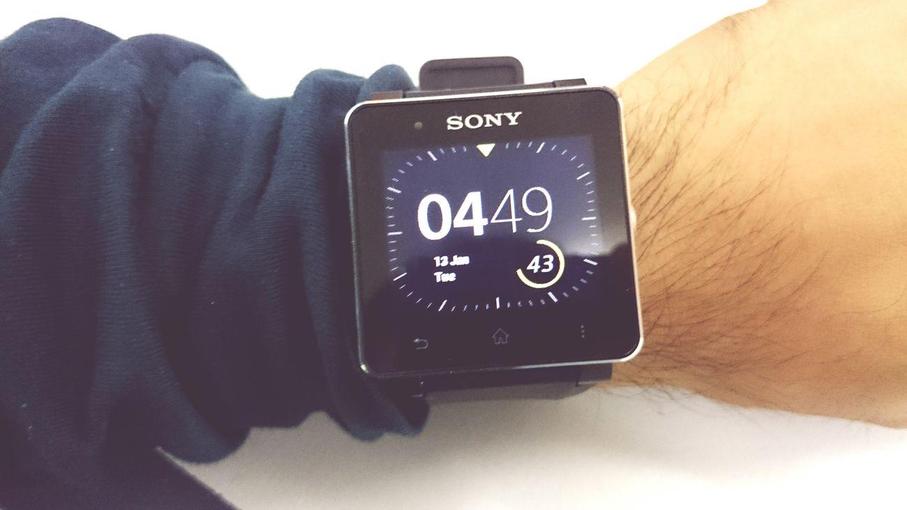 Got me some new watch! Sony Smartwatch2