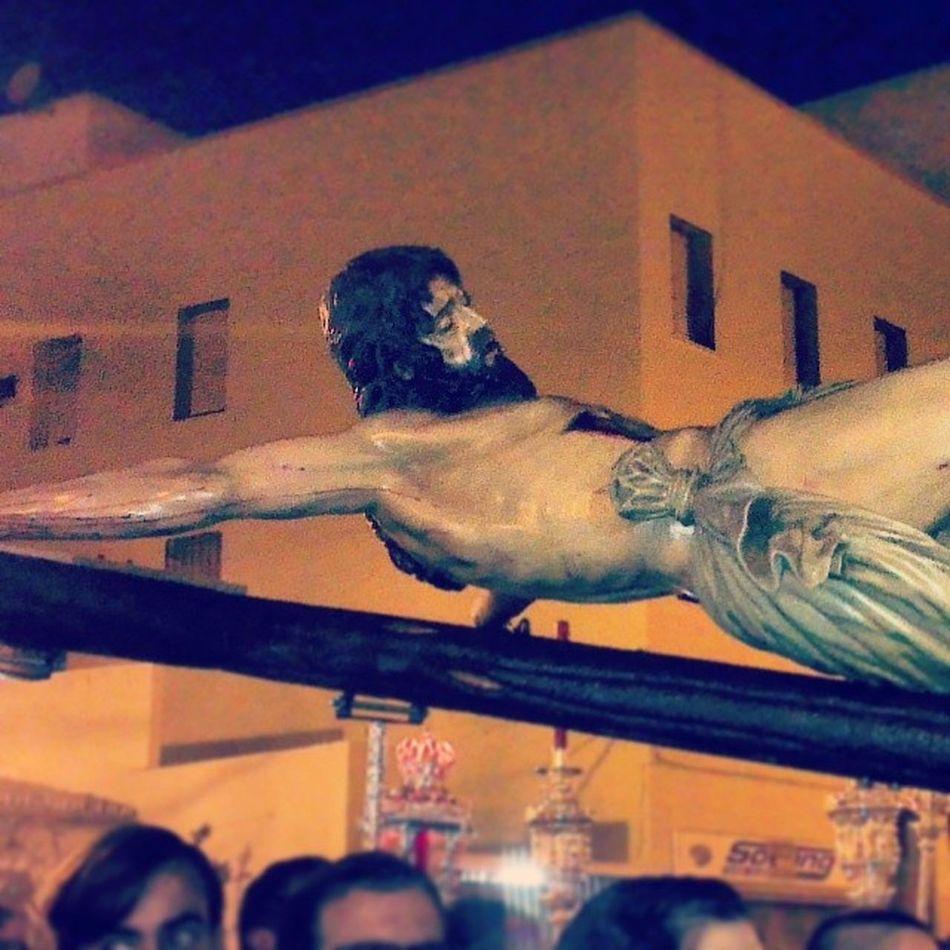 Vía Crucis Stmo. Cristo de las Cinco Llagas Trinidad Cuaresma2014