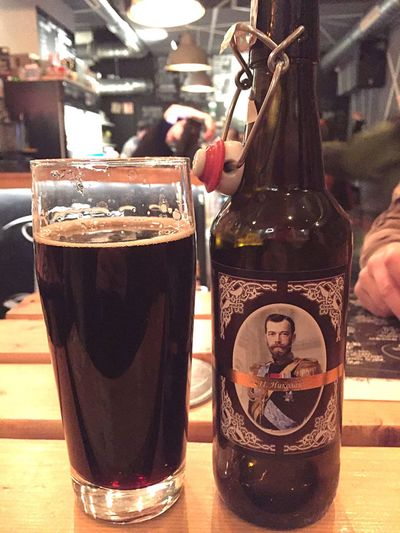 Romanoff stout Beer Stout Romanoff Russian Dark Tasty Glass Fun Enjoy Nightout Check This Out