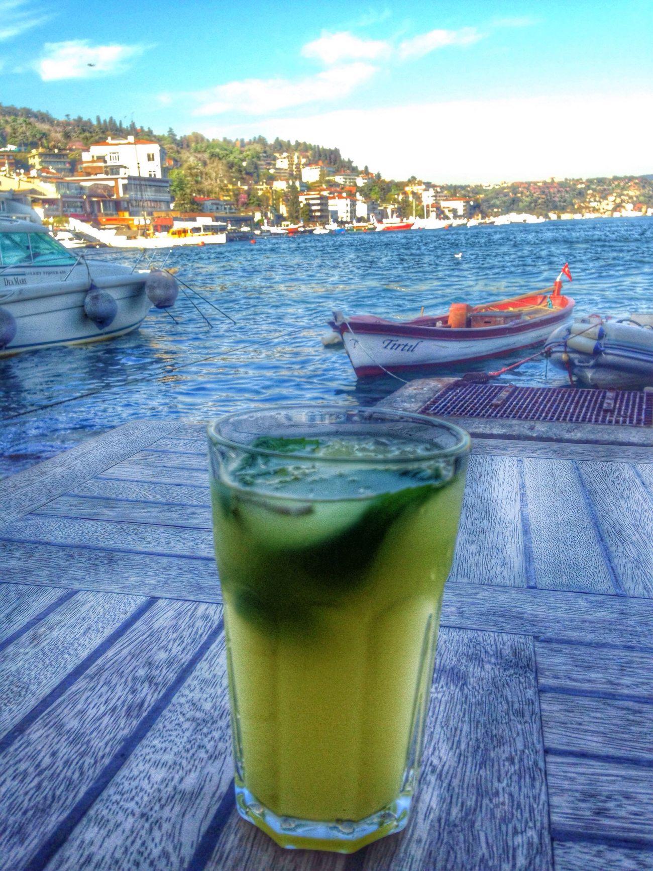 Istanbul Istanbul Turkey Bebek Lemonade