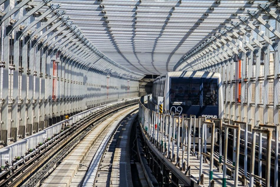 Beautiful stock photos of bahn, Architecture, Built Structure, City, Day