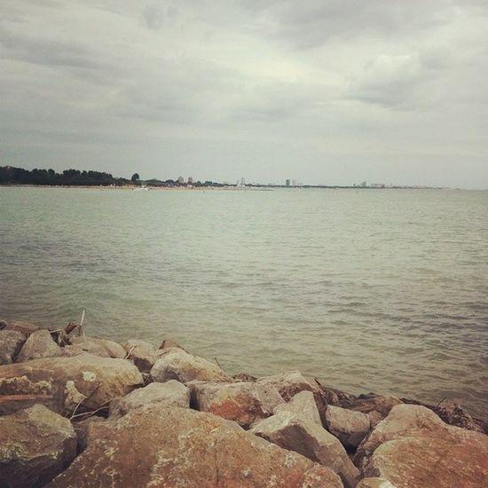 Lignano From  Bibione Seaside