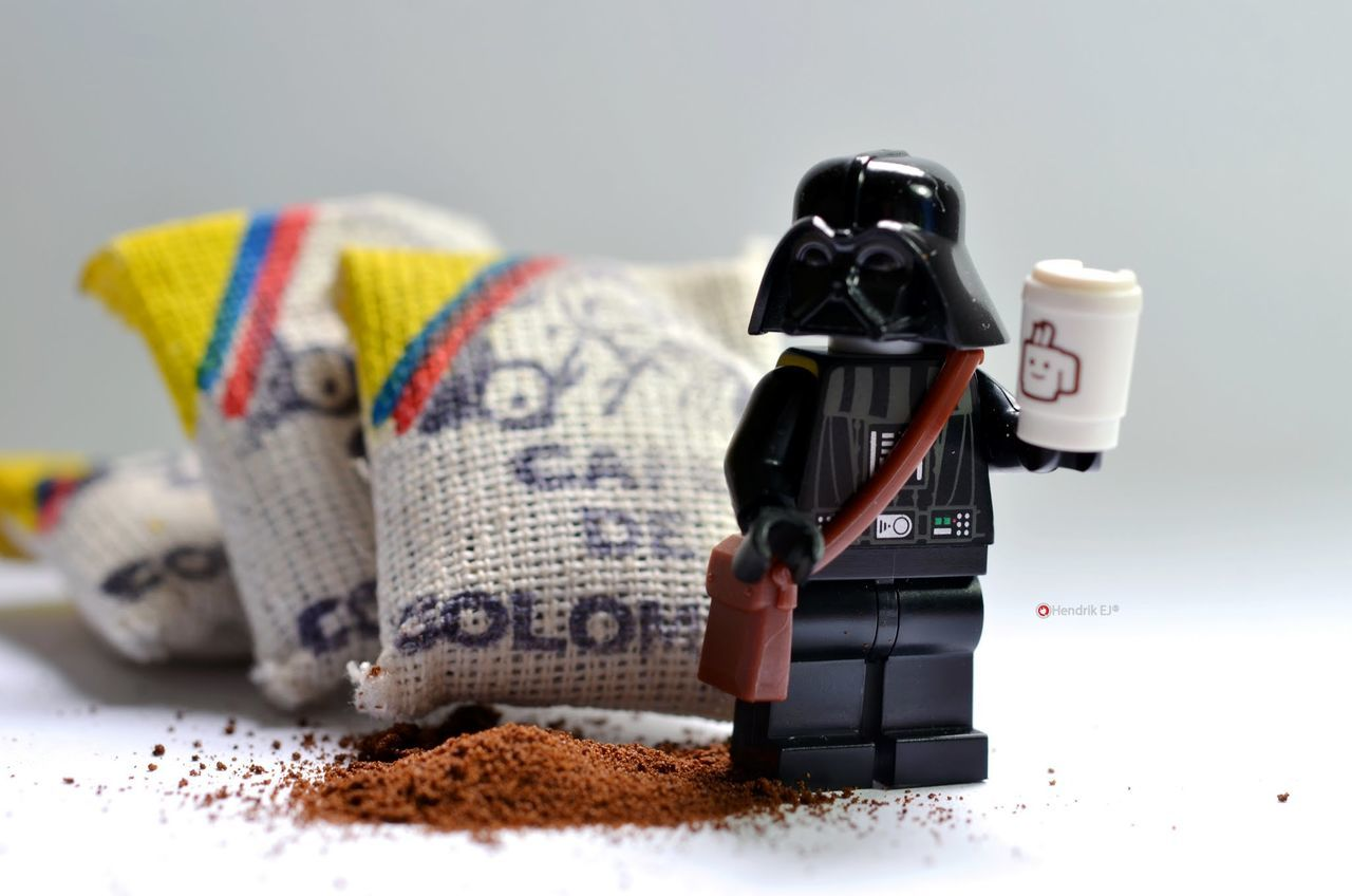 Colombia LEGO Legophotography Toys Minfigures Star Wars Cafe De Colombia Lego Minifigures