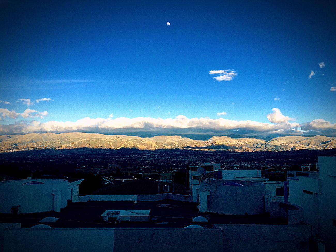 Valley Valle Sun Sky Cordillera Quito Quito Ecuador