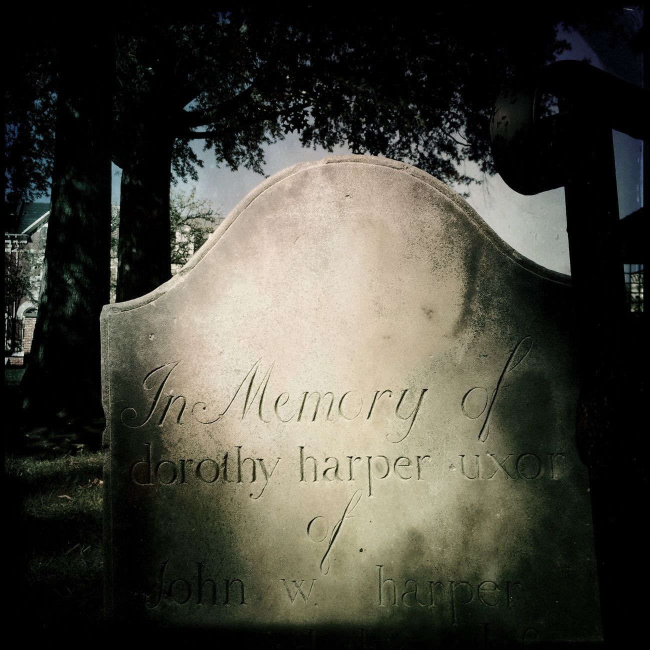 Memorium 2 Cemetery Graveyard Beauty Hipstamatic Johns C-type Plate Hipstography Hipstaconnect