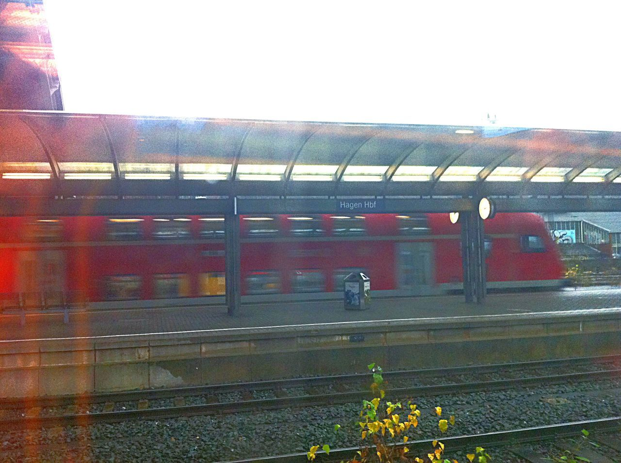 Eurail On The Train Railway Railways_of_our_world From My Window Train Travel By Puk✈️ Hello World Eye Em Around The World Enjoying The View From My Point Of View