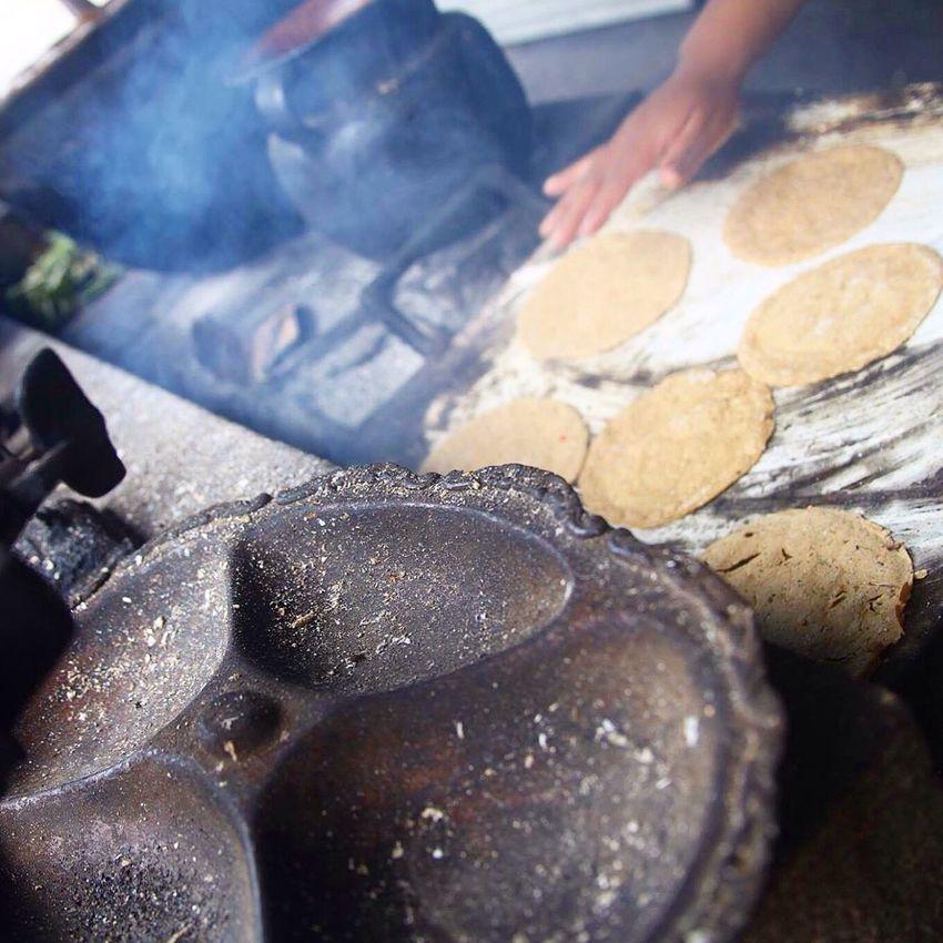 Tortillas Xico-VEracruz Mexico Vacation Canon Travel