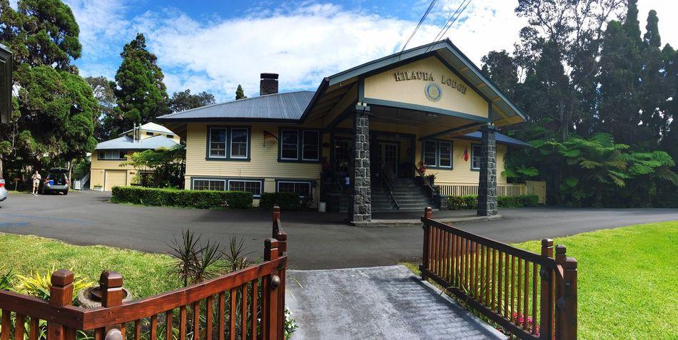 Kilauea Lodge Lodge Big Island Big Island Hawaii The Kilauea Lodge in Volcano, Hawaii