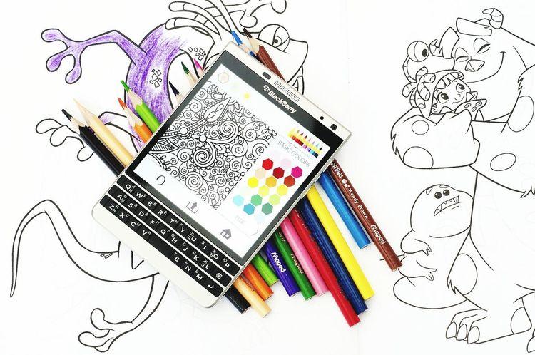 Blackberry ArtWork Art, Drawing, Creativity
