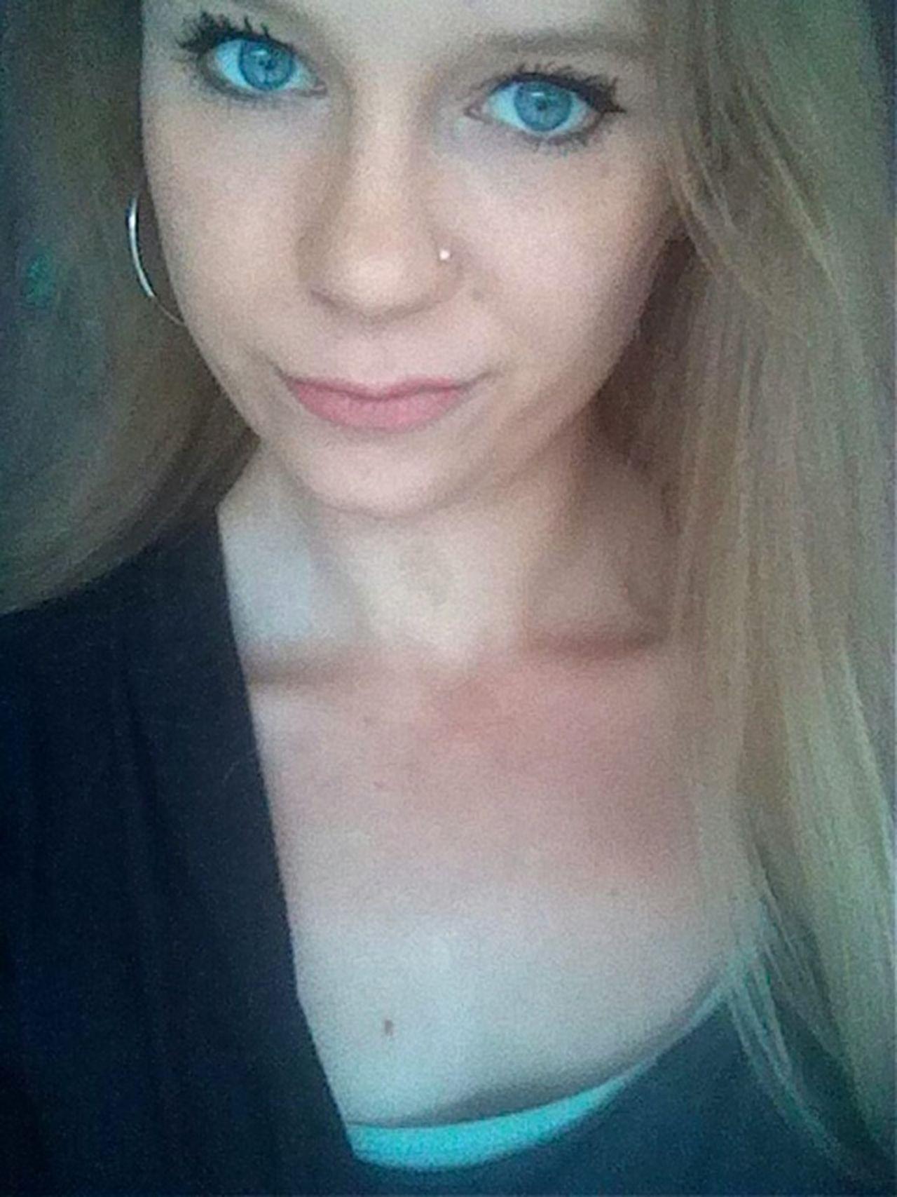 Blond Hair And Blue Eyes Eyeem