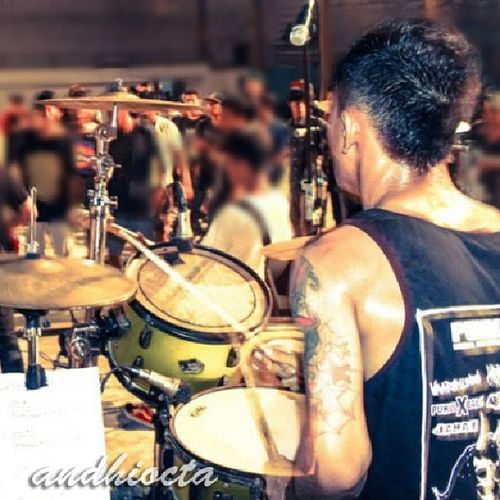 Playdrum Drumm Hitthedrumm