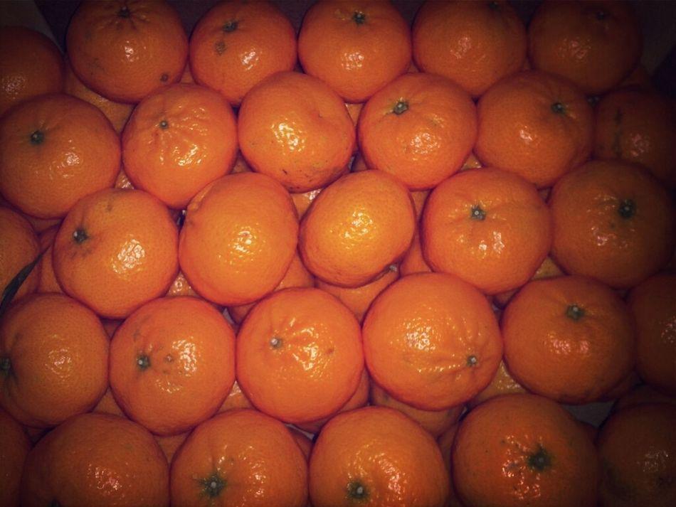 Mandarini Frutta
