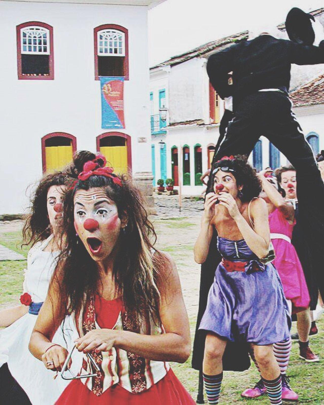 Women Around The World Makesmesmile Clown Girls Journey Women Togetherness Fun Enjoying Life Enjoying The Moment Joker Act Comedy Happy
