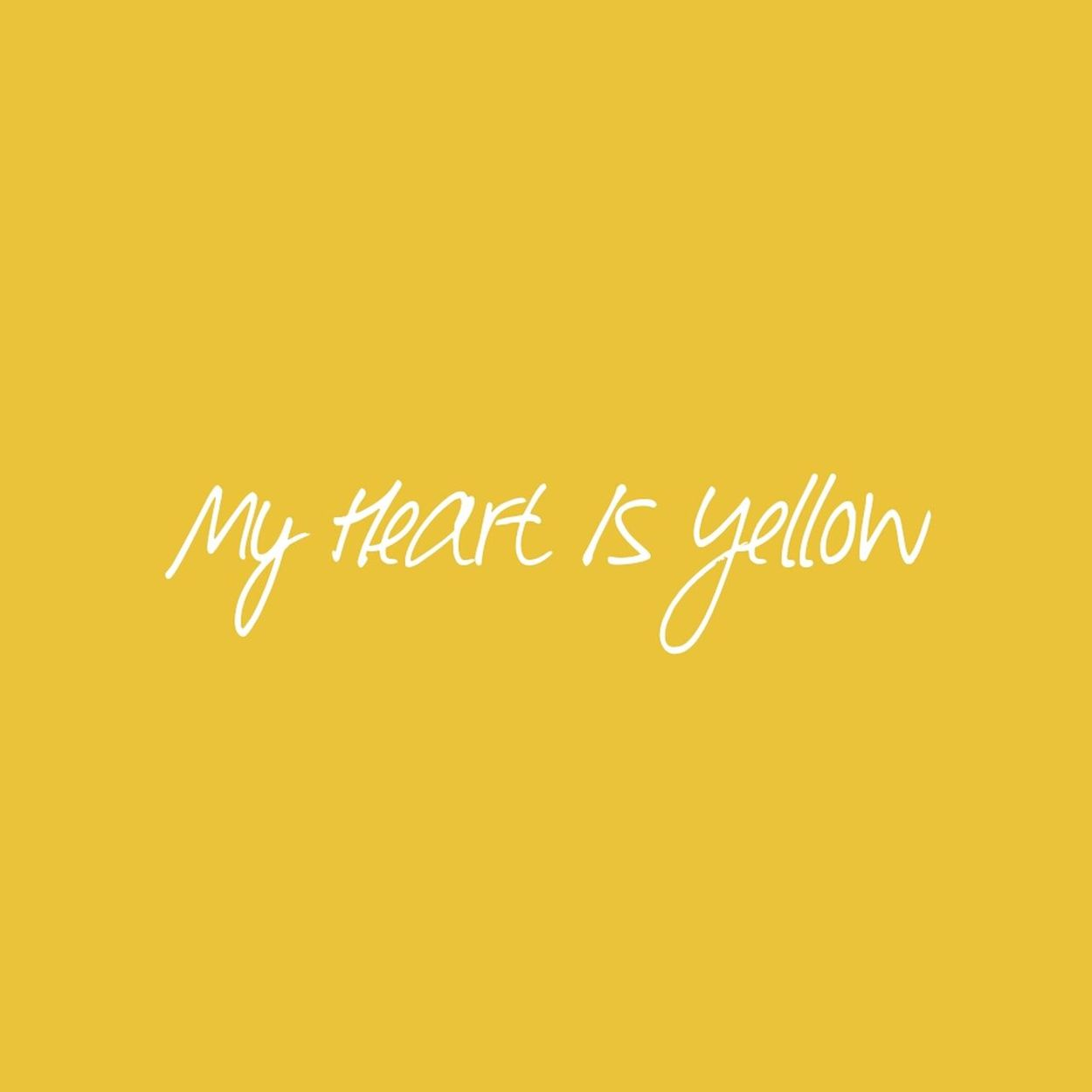 Love Scared Craven Yellow Heart First Eyeem Photo
