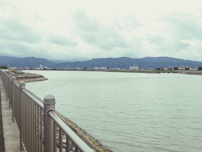 2014.07.09 View Mountains River