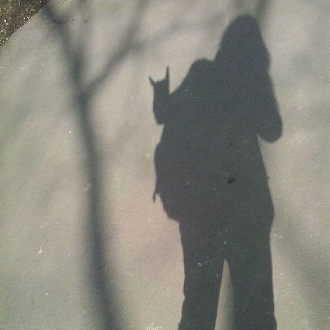 Тень хипстера
