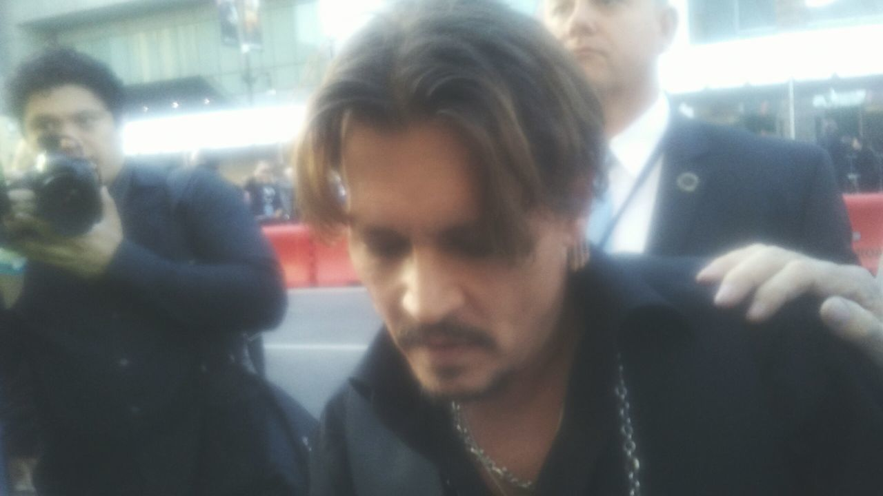 Johnnydepp Johnny Depp Signing Autographs Autographs Fanfreakout Moviepremiere Movie Premiere Celebrityphotography Celebrity Moviestar Movie Star Captain Jack Sparrow Captainjacksparrow Pirates Of The Caribbean Piratesofthecaribbean Superstar Fanstuff OMG!!!!  Omg Frenzy Fanaticism Fanatics Signing Hollywood Blvd Hollywoodblvd