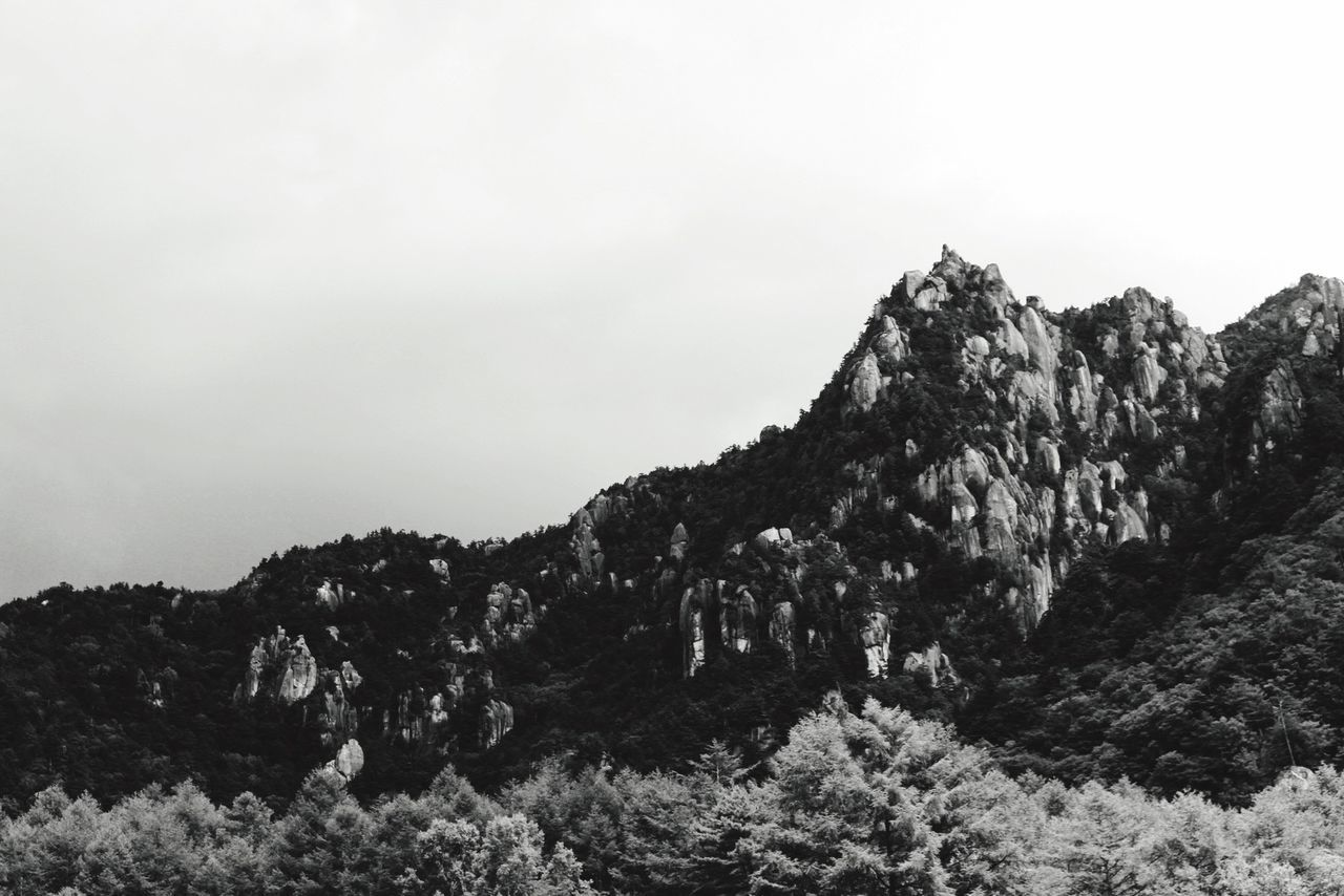 Mountain Japan Nature Yamanashi Mt.Mizugaki