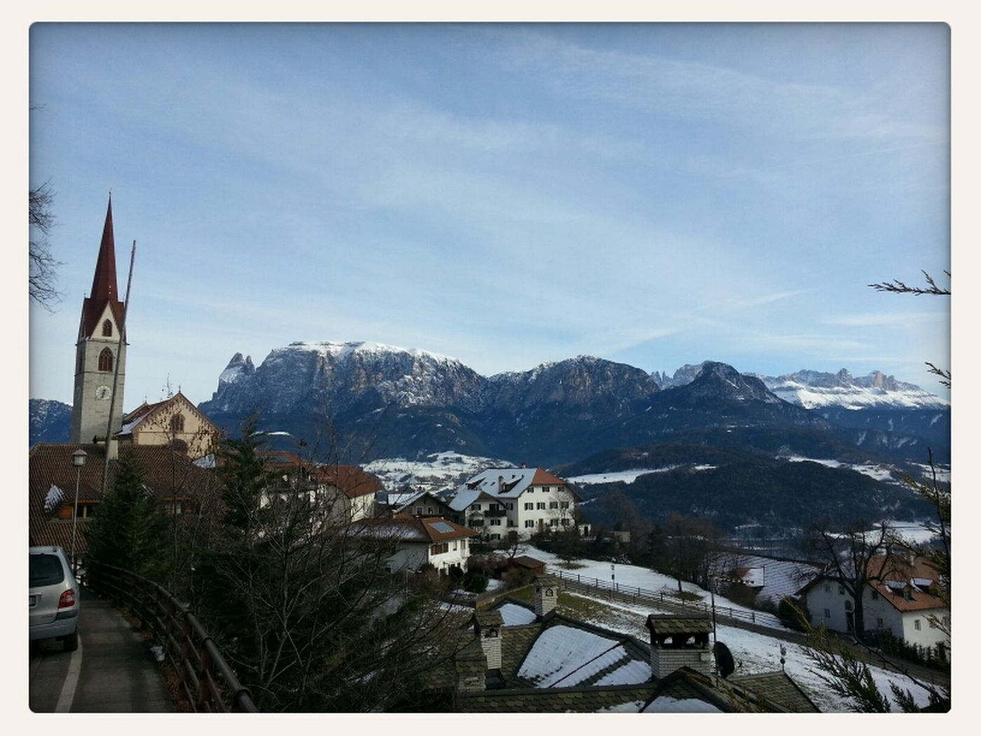 Great Views #Christmas