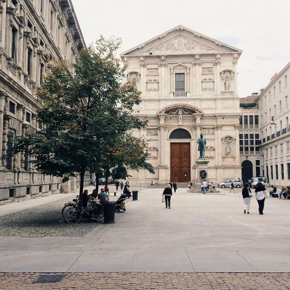 Beautiful stock photos of milan, Arch, Architecture, Building, Building Exterior