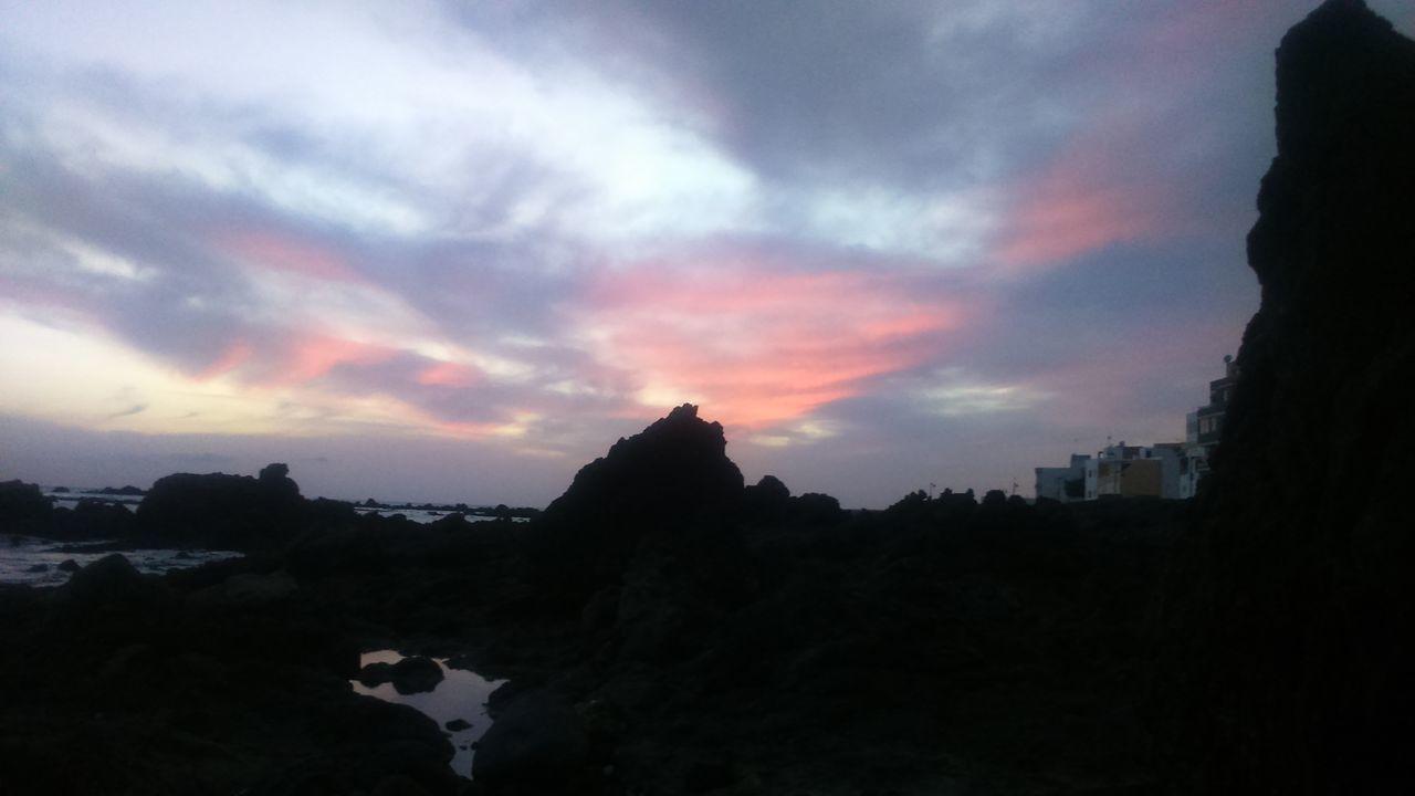 Las Galletas 2015  Beachphotography Lovebeach Sunset Beauty In Nature Sin Filtro SonyM2 Puesta De Sol Photo♡ Photography Paisajes únicos Lovetenerife Tenerife Sur Lovelyparadaise Tenerife Island Beatiful Happy
