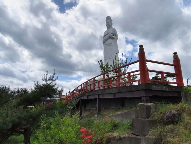 Japan Iwate Kamaisi 釜石 Travel Destinations Travel Photography Streetphotography Kannon 釜石観音