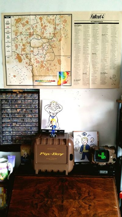Fallout 4 Geeking Out! Colletion
