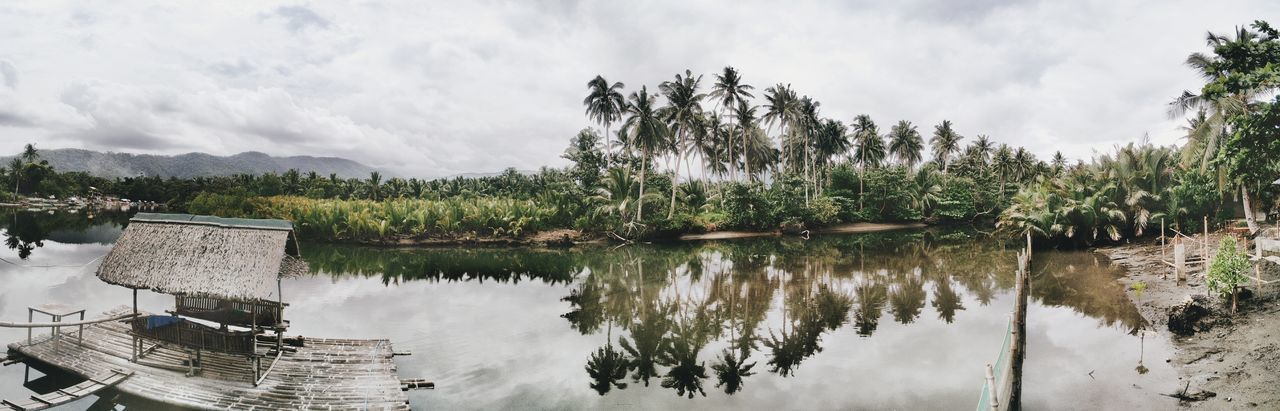 Water Lake Reflection Tree Nature Arrival Sky Reflection Lake Extreme Weather Landscape Cloud - Sky Outdoors Tranquility Standing Water Social Issues Scenics Beauty In Nature No People Day Natural Disaster EyeemPhilippines Eyeem Philippines Philippines Beauty In Nature Star - Space