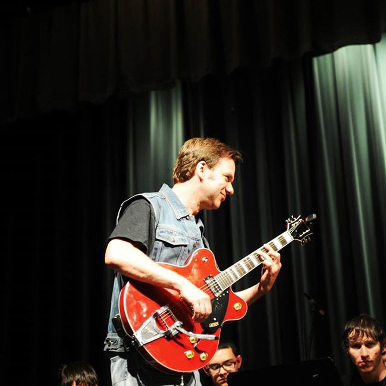 Manzano High School 2016 Spring Rock Concert. Blackandwhite Concert Photography