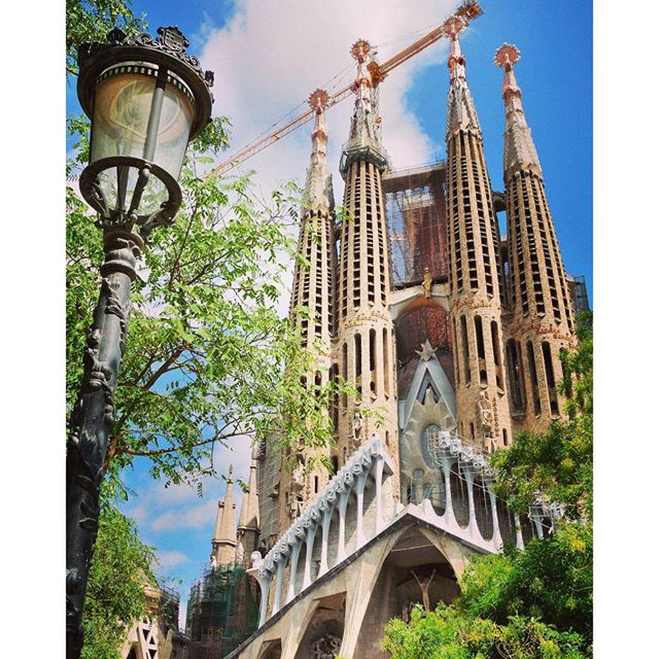 Barcelona SPAIN España Sagradafamilia