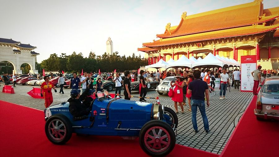 The Drive RALLY NIPPON IN TAIWAN BUGATTI Type 35B
