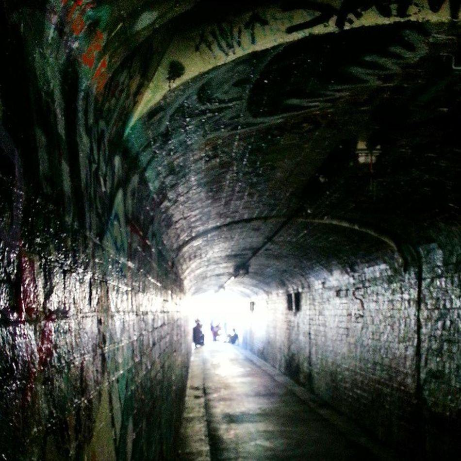 Newtown tunnel @thatcub Thisisoz