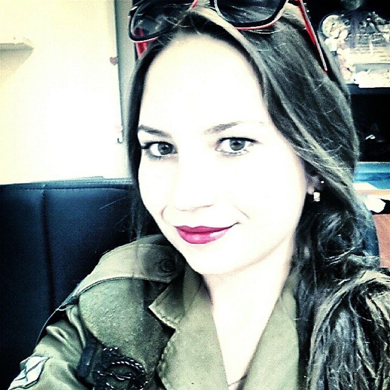 Army Russiangirlsss_ Russian Cute idf israel israeligirls carolinalemke