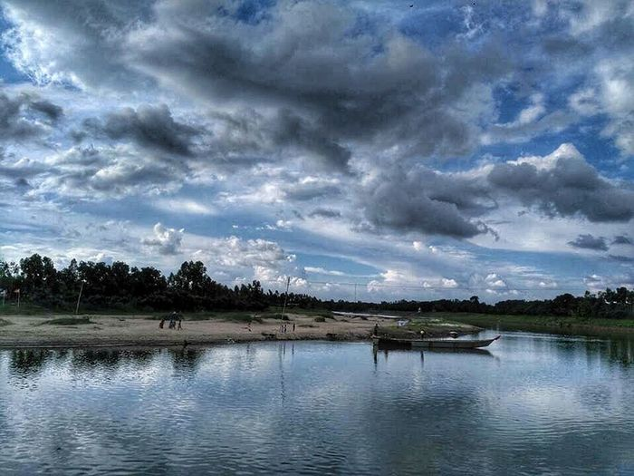 Nature Nature Photography Clouds Sky And Clouds Mobilephotography Banglabesh Throwback EyeEm Nature Lover Clams