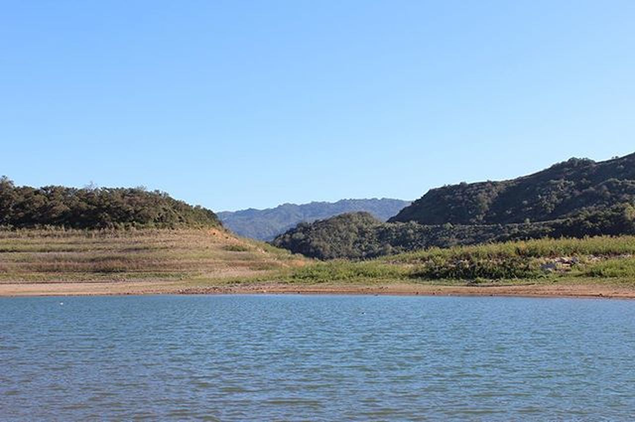 LakeCasitas Californiadrought Photography trill lake dude