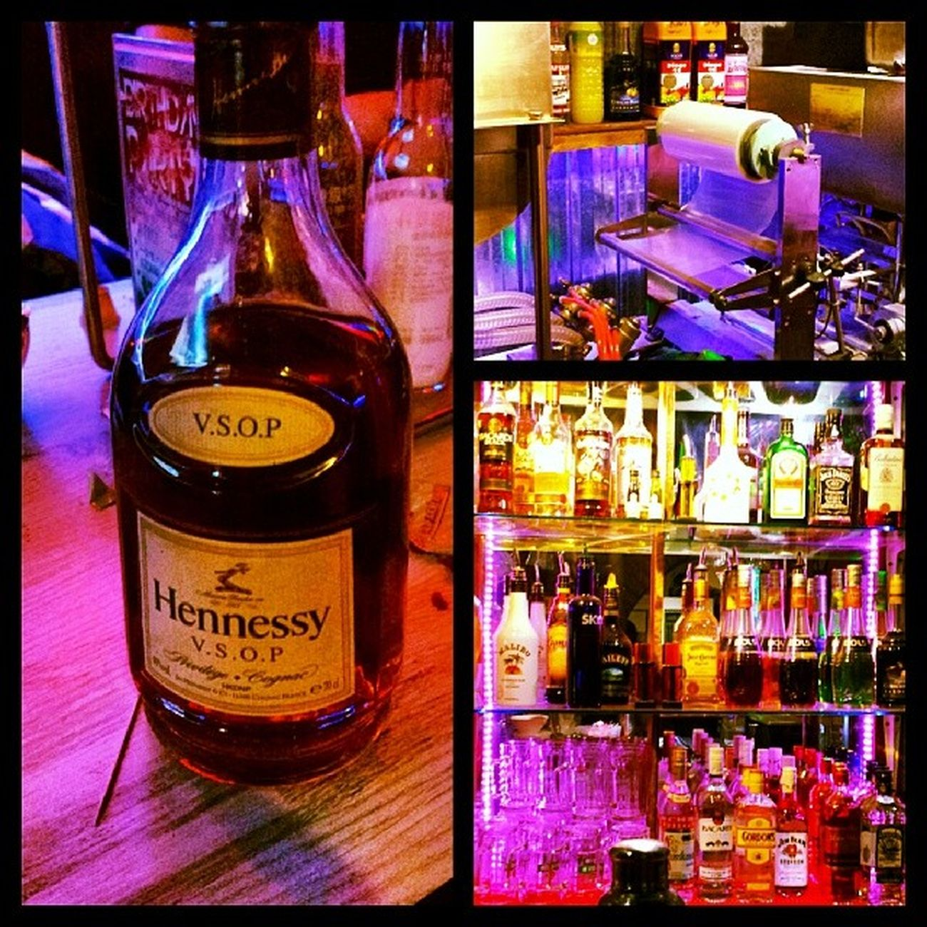 Jellofactory China CC Hennessy V.S.O.Pcognacpartymf2mf4brothersgoodnightdance