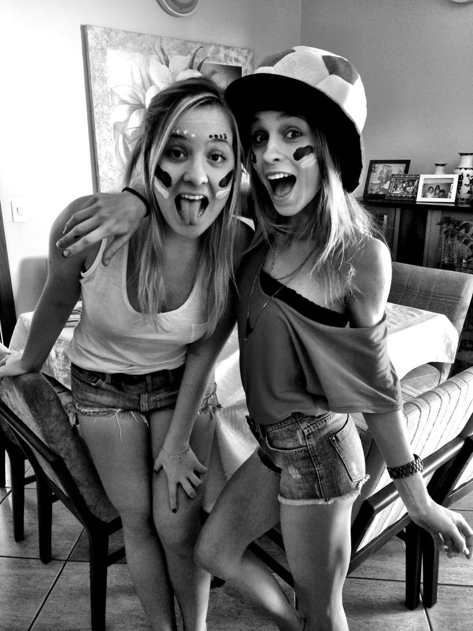 Miss this time. Sister Worldcup2014 Worldcup Brazil Brazilian Fun Laughing Loveher Missthis TBT