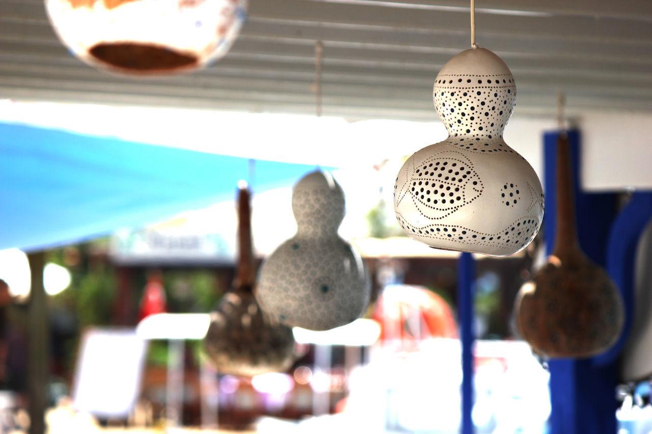 Crafts Day Hanging Indoors  Lighting Lights No People Turkey Variation