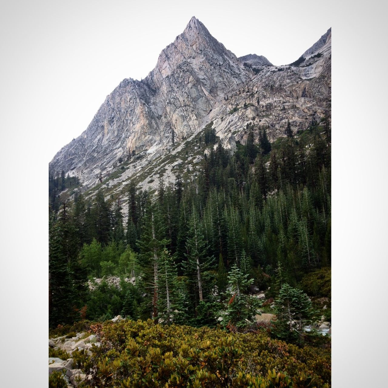 Eastern Sierra LeConte Canyon JMT Backpacking Hiking Mountains IPSLandscape The Adventure Handbook The Great Outdoors - 2015 EyeEm Awards