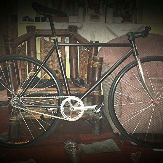 Fixedgear Thefixedlife Newbuildbike SpamRepresent Gobangpajakall