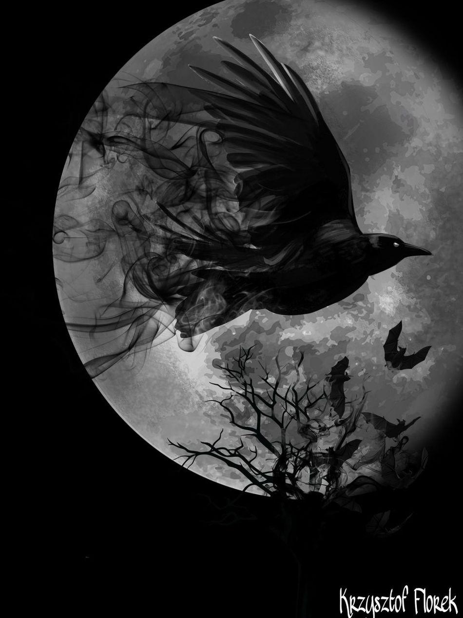 Black & White Dark