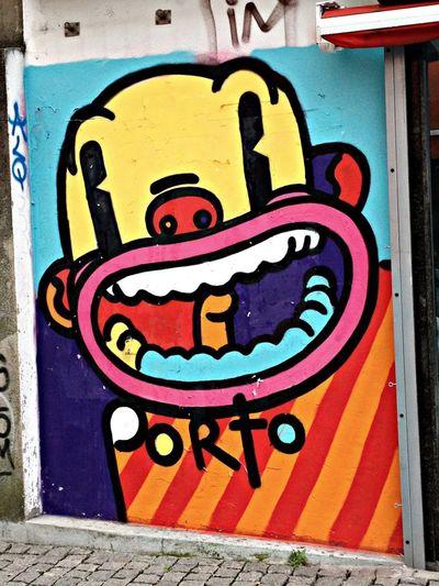 Street Art Porto Street Art/Graffiti EyeEm Porto