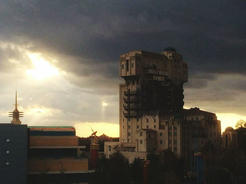 Holywood tower