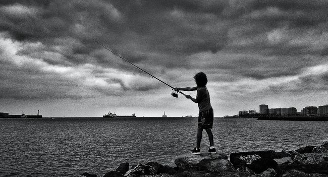 Las Palmas De Gran Canaria Shootermag Blackandwhite Bw_collection
