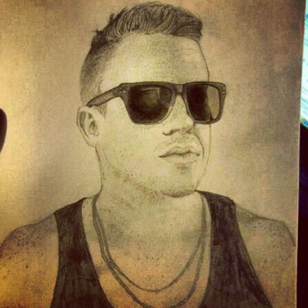 love-drawing-macklemore Macklemore Macklemore & Ryan Lewis My Drawing Check This Out