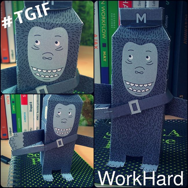 Codehard WORKHARD Tgif
