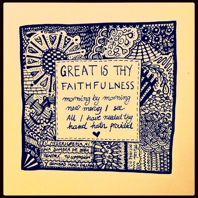 himno favorito Hymns Zentangle Craft